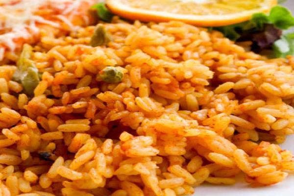 Cheesy Chili Rice