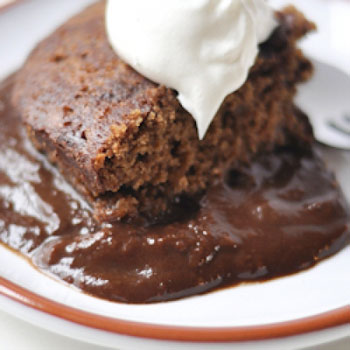 Choco-Pudding Cake