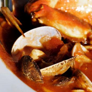 California Seafood Soup