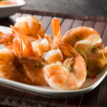 Broiled Shrimp