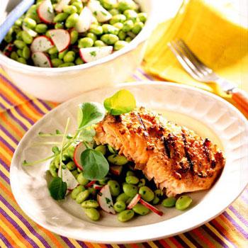 Supreme Ginger & Pepper Salmon