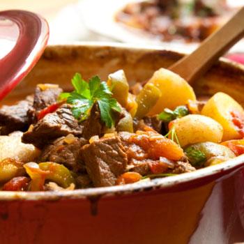 Rosemary Beef Stew