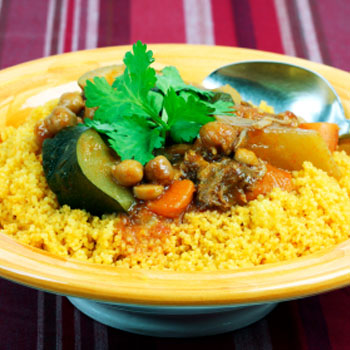 Moroccan Ramadan Couscous