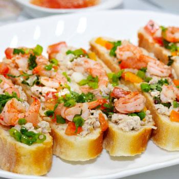 Shrimp Butter Appetizer