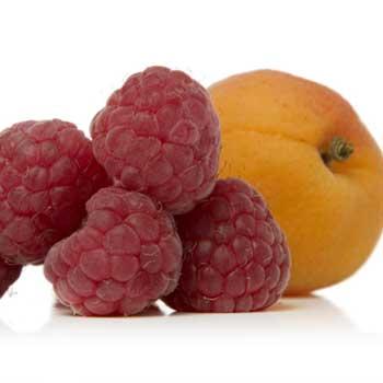 Apricot & Raspberry Tarts