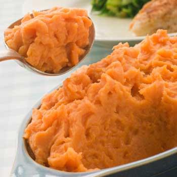Sweet Potato & Squash Casserole