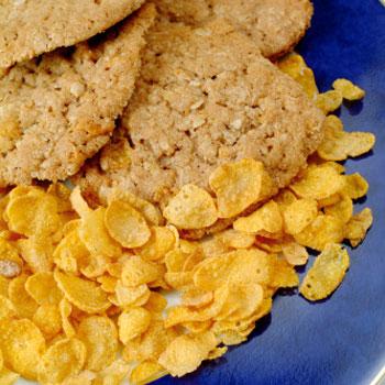 Kids' Cornflake Treats