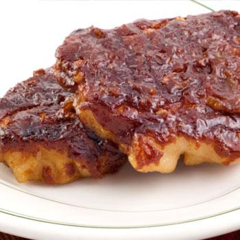 BBQ Pork Chops Southern Style