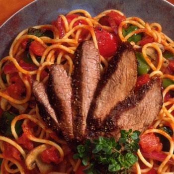 Supreme Thyme and Tomato Beef