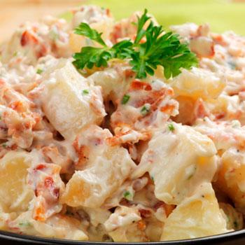 Two Potato Salad