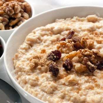 Healthy Hot Breakfast Cereal