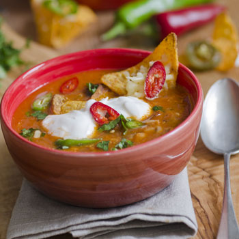 Famous Mexican Soup