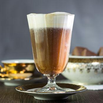 Velvety Coffee with Irish Cream