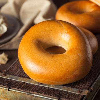 New York-Style Homemade Bagels
