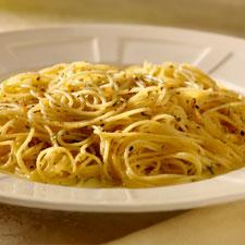Spaghetti a la Calabrese