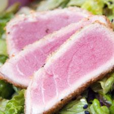 Horseradish Sesame Tuna Salad