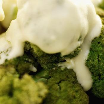 Broccoli in Mustard Sauce