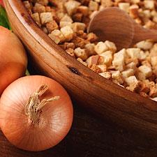 Heart Healthy Mushroom & Herbs Stuffing
