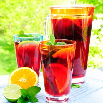 Juicy Juice Cocktail