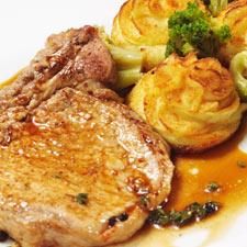 Slow-Cooked Greek Pork