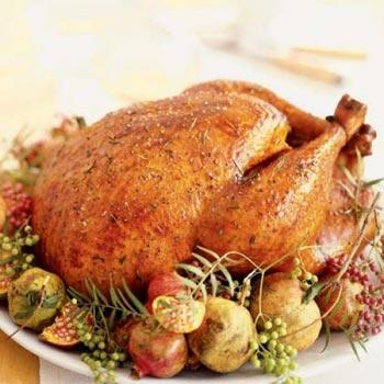 Southern Roast Turkey