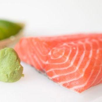 Cabbage & Broccoli Salmon