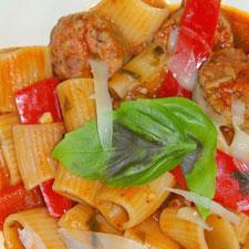 Italian Style Rigatoni