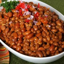 Fancy Baked Beans