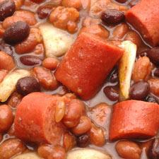 Beans & Frankfurters