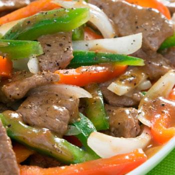 Easy Chinese Steak