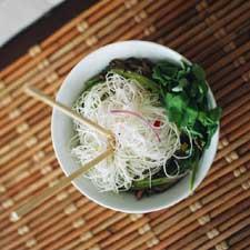 Thai Tofu Noodles