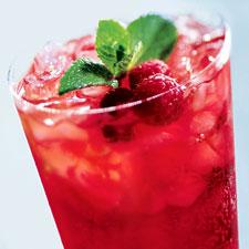 Classic Raspberry Soda