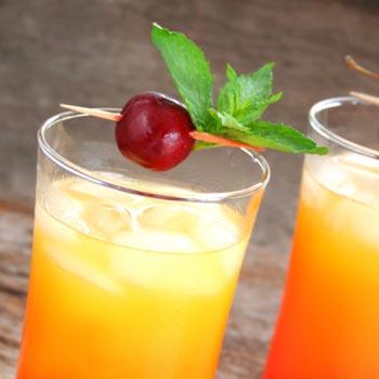 Magic Tequila & Pineapple