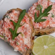 Salmon & Cucumber Spread