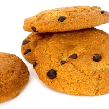 Soft Pumpkin & Chocolate Cookies