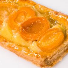 Sweet Apricot Tart
