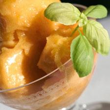 Best Pineapple Orange Sorbet