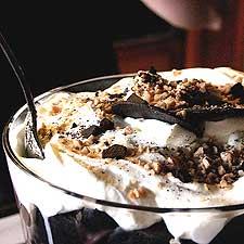 Chocolate Coffee Trifle