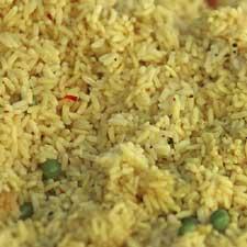 Quick Rice & Peas