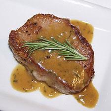 Creamy Pork Chops