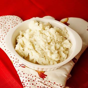 Healthy Mashed Potatoes