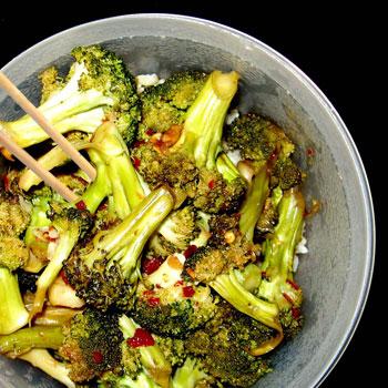 Broccoli and Garlic