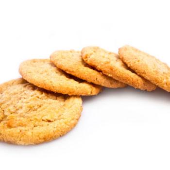 Sugar-Free Maple Cookies