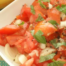 Tomato & Basil Side