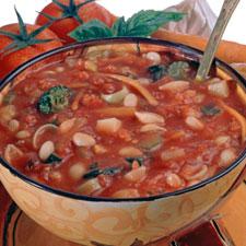 Sam's Savory Minestrone Soup