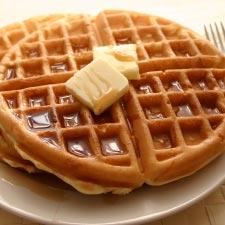 Whole Grain Waffles