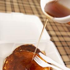Homemade Apricot Pancake Syrup