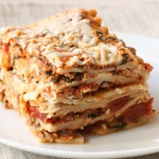 One Hour Lasagna