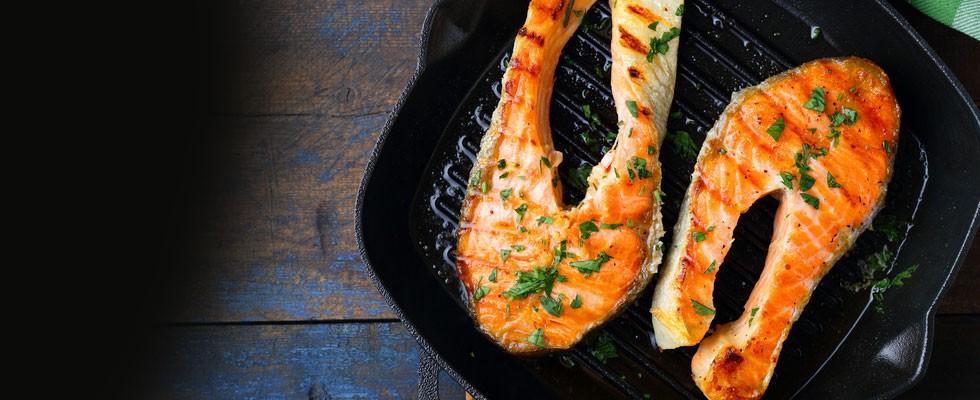 Sweet Skillet Salmon