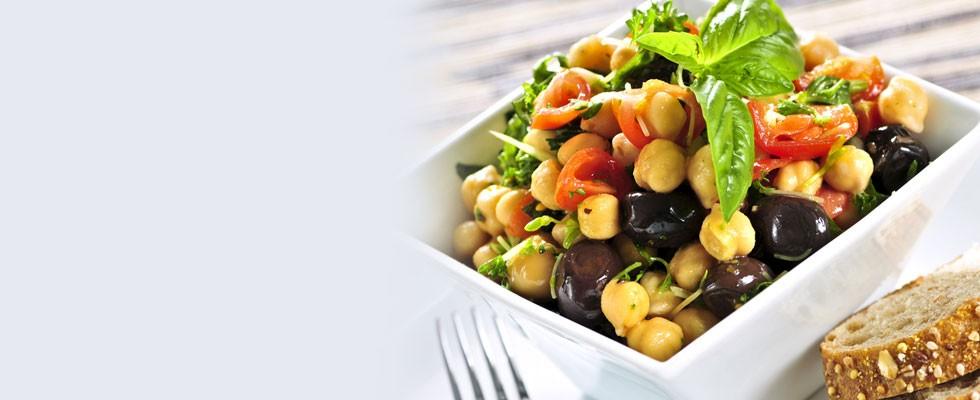 Athenian Bean Salad